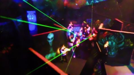 Laser Planet Image