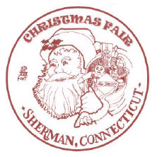 xmas fair logo red